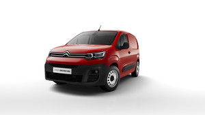 Nuevo Citroën Berlingo Van