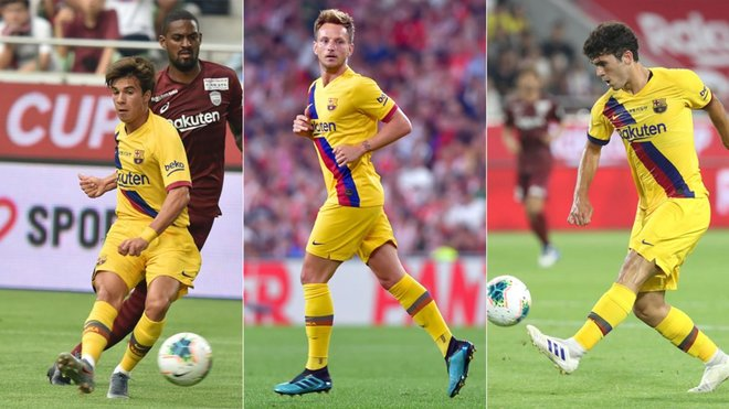 3 Players that can move out of Barcelona in January