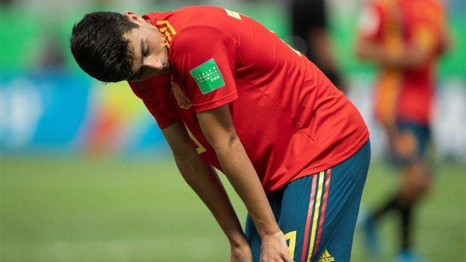 La España de Pedri, eliminada tras una humillante goleada de Francia
