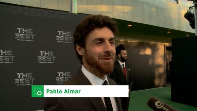 Aimar: Si tengo que elegir, el mejor es Messi