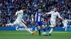 El Alavés cayó la pasada temporada 1-2 en Mendizorroza ante el Real Madrid