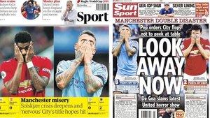 Alerta roja y azul en Manchester