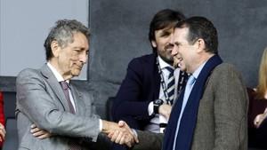Ambiente tenso entre el club y el ayuntamiento de Vigo