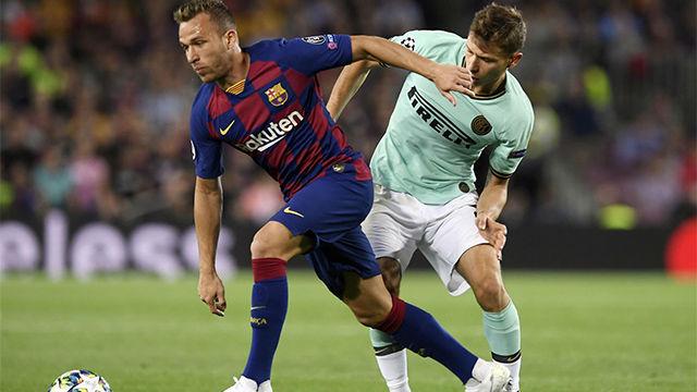 Arthur: Estoy seguro de que no he hecho penalti