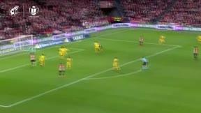 Así fue el gol de Iñaki Williams que eliminó al Barca de la Copa