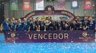 El Barça Lassa se proclamó vencedor de la Masters Cup