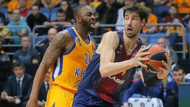 El Barça se reencontró con la victoria ante el Khimki