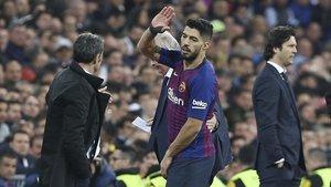 El Barça volvió a golear en el Bernabéu