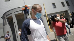 Bergantiños quedó libre sin cargos después de declarar ante el juez