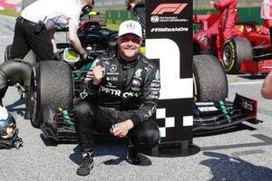 Bottas seguirá un año más en Mercedes