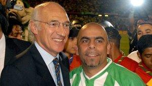 Carlos Bianchi fue el elegido por el Chicho Serna