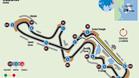 El circuito de Suzuka del GP de Japón de F1