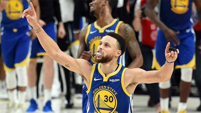 Curry, tras clasificarse para otra final: Si lo piensas, es una locura