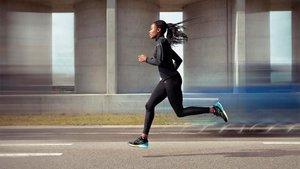 Descubre cómo correr y perder barriga