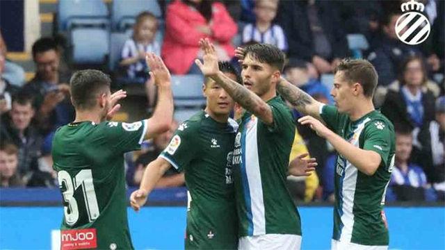El Espanyol firma un sufrido empate contra el Sheffield