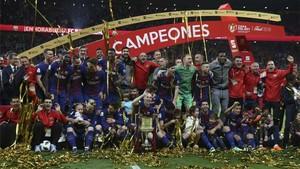 La federación quiere acabar con la incertidumbre sobre la sede de la final de Copa