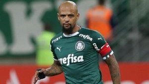 Felipe Melo ya ha sido campeón del Brasileirao con Palmeiras