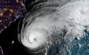Galicia recibirá la visita del huracán Humberto en forma de borrasca