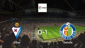 Getafe cruise to a 0-1 victory vs. Eibar at Ipurua Municipal Stadium
