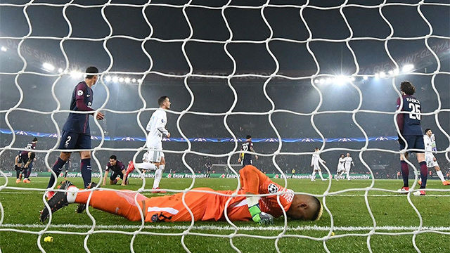 El gol que demuestra que el PSG defendió como una banda