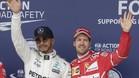 Hamilton y Vettel, los grandes protagonistas de este Mundial