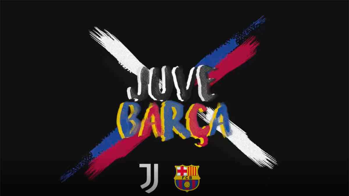 Historia, sacrificio, respeto: la espectacular promo del Juventus - Barça