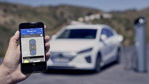 Hyundai ofrecerá sus sevicios conectados en Europa.