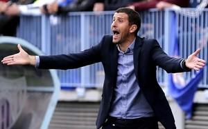 Javi Gracia deja el Málaga para irse al Rubin Kazan