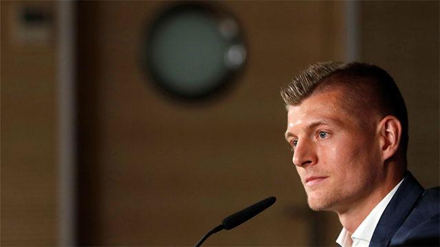 Kroos: Mbappé es un buen jugador, pero no le puedo comprar