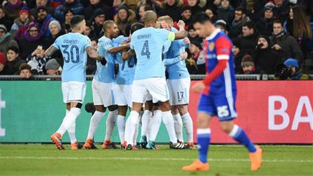 LACHAMPIONS | Basilea-Manchester City (0-4): Resumen del Basilea-Manchester City