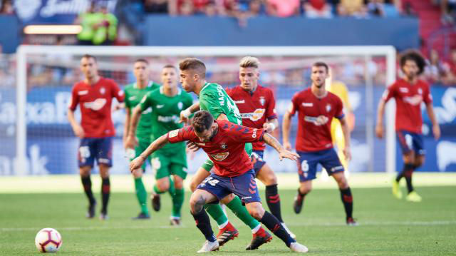 LALIGA 123 | Osasuna - Sporting (1-0)