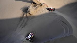 Las dunas de Perú volverán a ser protagonistas del Dakar
