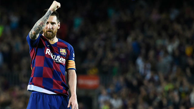 Leo Messi, uno de los favoritos para ganar el Balón de Oro