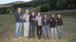 Los responsables de la FIS han inspeccionado y validado los trazados que serán escenarios de la competición en Grandvalira
