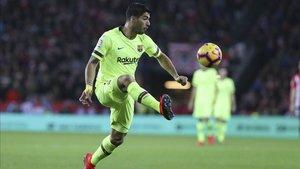 Luis Suárez alertó de falta de comunicación entre los jugadores del Barça