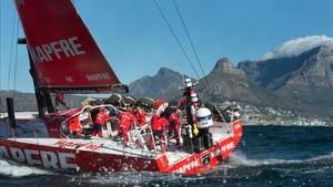 El Mapfre español manda en la Volvo Ocean Race