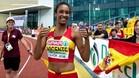 María Vicente bate un récord mundial de heptatlón