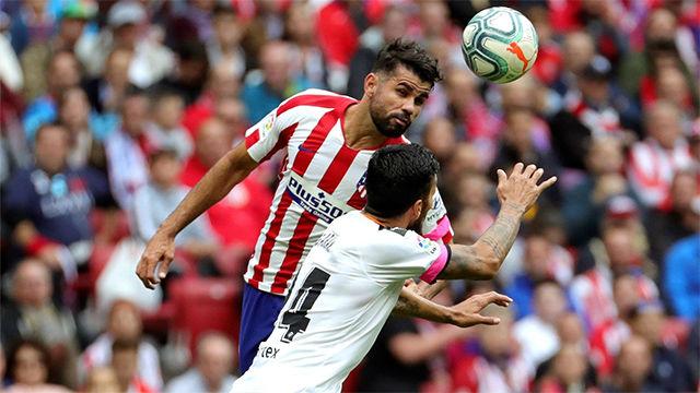 Lo mejor de Diego Costa ante el Valencia