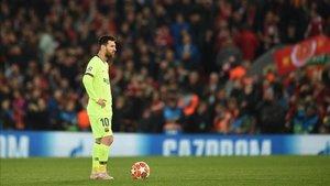 Messi aspira a ganar su sexto Balón de Oro