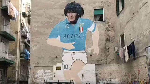 Messi, a brillar en el templo de Maradona