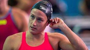 Mireia Belmonte quiere acudir a la inauguración de los Juegos y llevar la bandera olímpica