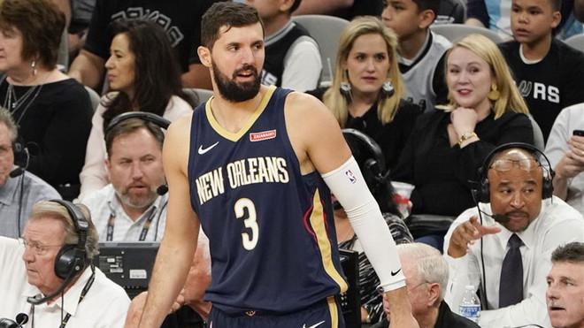 Abrines y Mirotic, pleno español en la jornada de NBA