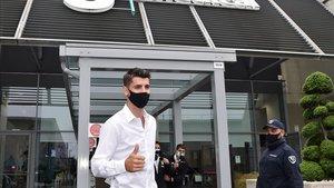 Morata vivirá su segunda aventura en la Juventus.