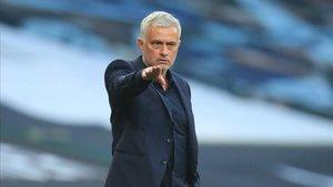 Mourinho denunció irregularidades en las porterías
