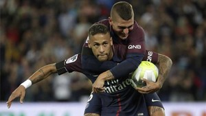 Neymar lideró la remontada del PSG ante el Toulouse