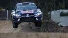 Ogier ha ganado los últimos cuatro mundiales de rallies con VW