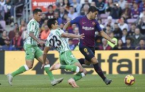 El Real Betis se encuentra actualmente clasificado para la Europa League