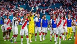 La selección logró tres puntos en el último mundial