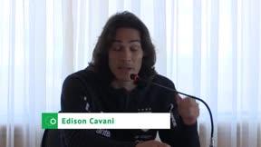 El sereno consejo de Cavani a Neymar