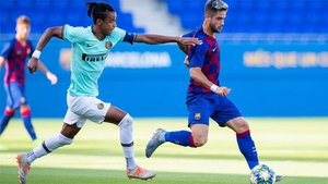 Sigue en directo el Slavia Praga - Barça de la Youth League (ES)